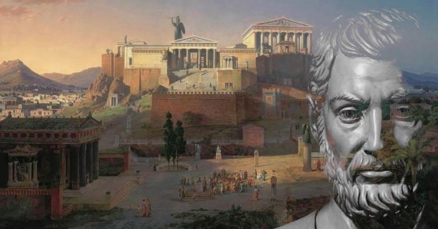 كلیستنس در آتن از سال 508 قبل از میلاد